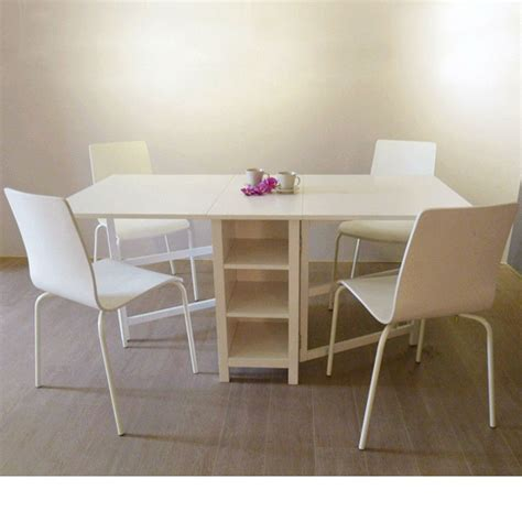 space saving folding table and chairs kitchen sets buy