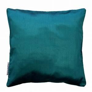 Housse De Coussin 60x60 : housse de coussin shana 40x40cm bleu ~ Teatrodelosmanantiales.com Idées de Décoration