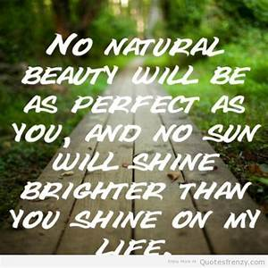 Natural Beauty Quotes. QuotesGram