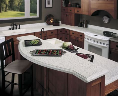 Polyester vs. Acrylic Solid Surface Counters
