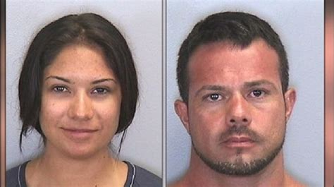 Florida Couple Caught On Camera Having Sex On Crowded