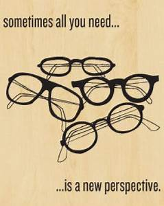 Sometimes all y... Good Optometry Quotes