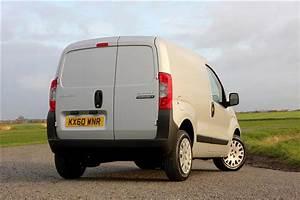 Peugeot Bipper Van Review  2008