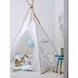 Tipi Enfant Rose : chambre enfant le tipi la nouvelle cabane adopter marie claire ~ Teatrodelosmanantiales.com Idées de Décoration