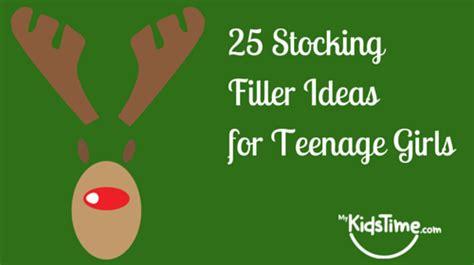 stocking filler ideas  teenage girls
