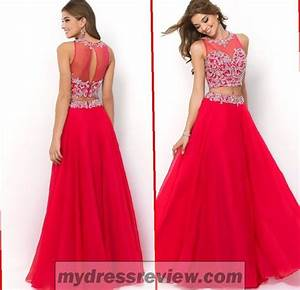 Two Piece Homecoming Dresses 2017 - The Trend Of The Year ...