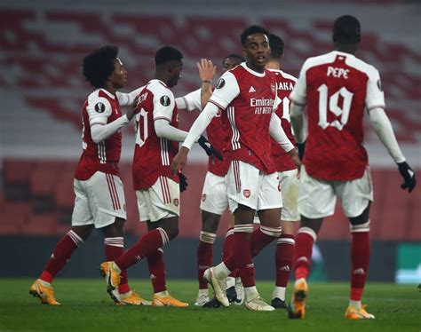 Arsenal 4-1 Molde : 5 Talking Points as Gunners labour to ...