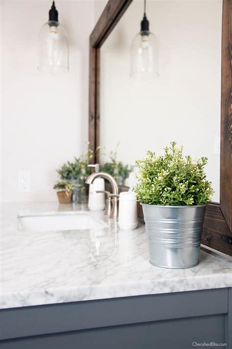 Bathroom Decorations Ideas by 36 Best Farmhouse Bathroom Design And Decor Ideas For 2019