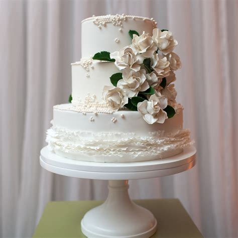 Top Kuchen by Top Southern Wedding Cake Pros Martha Stewart Weddings