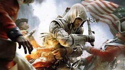 Creed Iii Assassin Wallpapers 1366