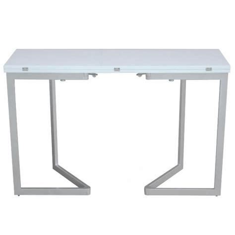 table a manger blanche laquee table extensible blanche laquee maison design hosnya