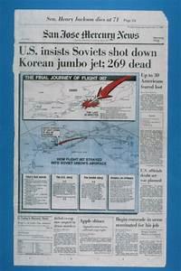 Soviets Shoot Down Korean Air Lines Flight 007  1983