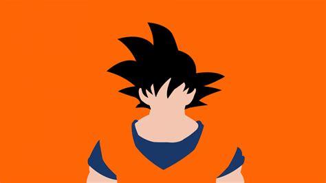 fond decran illustration anime dessin anime son goku