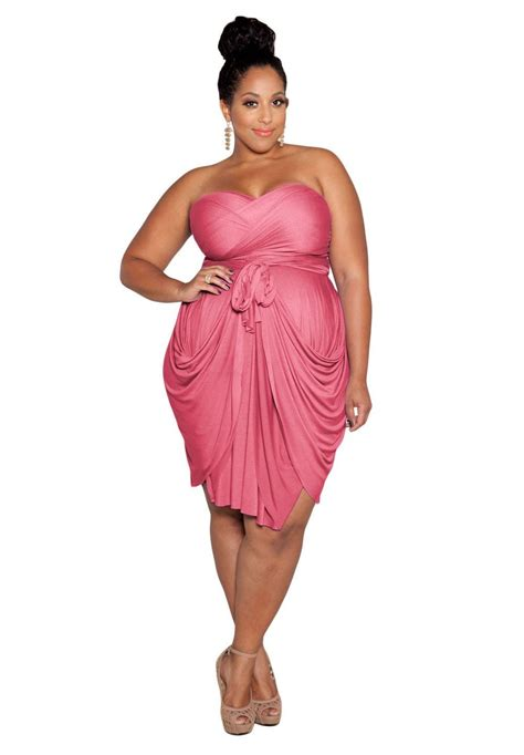 Plus Size Convertible Dress | DressedUpGirl.com