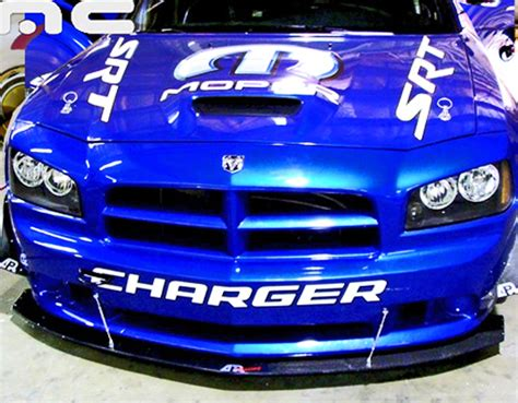 2006 2007 2008 2009 2010 Dodge Charger SRT8 Front Bumper