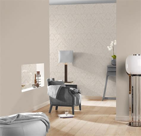 rasch tapeten florentine tapete rasch florentine barock beige creme 449020