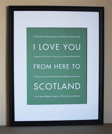Scottish Quotes About Love QuotesGram
