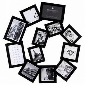 Pele Mele Photo : p le m le spirale 12 photos noir ~ Nature-et-papiers.com Idées de Décoration
