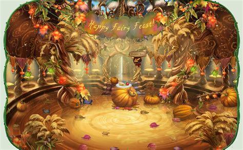 Fairy Feast The Ballroom By Sparxguardian On Deviantart