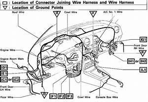 1999 Toyota Corolla Engine Diagram