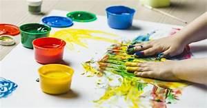 diy enfants comment fabriquer de la peinture pour les With fabriquer de la peinture