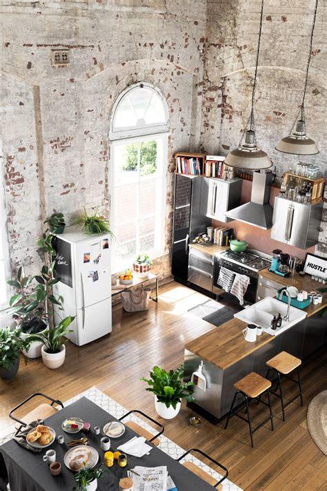 Diy Loft Wohnung by Pin Leo Auf Kunst Haus K 252 Che Und Loft