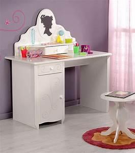 Schreibtisch Hocker Kinder : schreibtisch anne 12 hocker 120x133x63cm wei lackiert ~ Lizthompson.info Haus und Dekorationen
