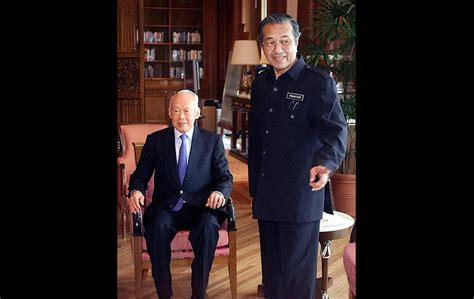 Lee Kuan Yew Meme - lee kuan yew dantun mahathir mohammad dalam kenangan lee kuan yew foto astro awani