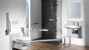 Bilder Für Das Bad : das barrierefreie badezimmer f r jung und alt ~ Frokenaadalensverden.com Haus und Dekorationen