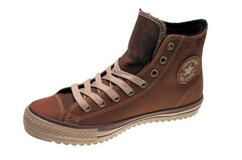 4675 4675Converse Winter Chucks 126811C Leather Boot Dri