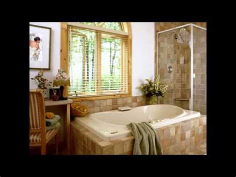 small bathroom ideas  jacuzzi tub youtube