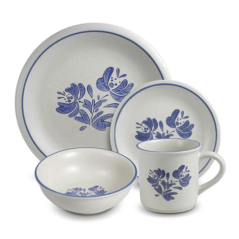 1640 blue and white dish sets stoneware dinnerware dinner plates dishes salad plates