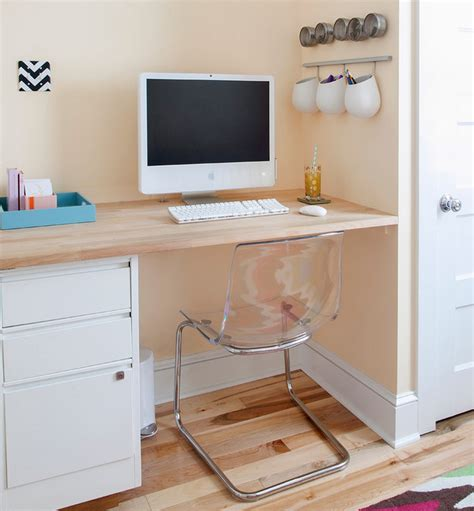 narrow desks for small spaces small narrow computer desk