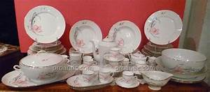 Service De Table Porcelaine : service de table porcelaine de limoges jb de saint eloi porcelaines anciennes ~ Teatrodelosmanantiales.com Idées de Décoration