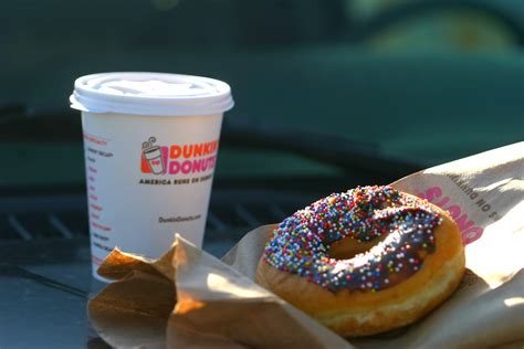 Calories In Dunkin' Donuts S'mores Donut National Coffee Day Nyc 2018 Club Dfo Card Holiday Orion James Street Burleigh Heads Einstein Bagels Redbank Plains
