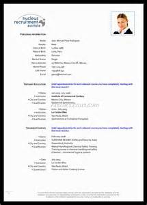 Cook Resume Templates by Cook Resume Exlesalexa Document Document