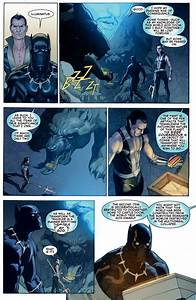 Black Panther Finds An Infinity Gauntlet Comicnewbies