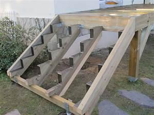 terrasse sur pilotis avec vis de fondation sans mettre de With fondation pour terrasse en bois