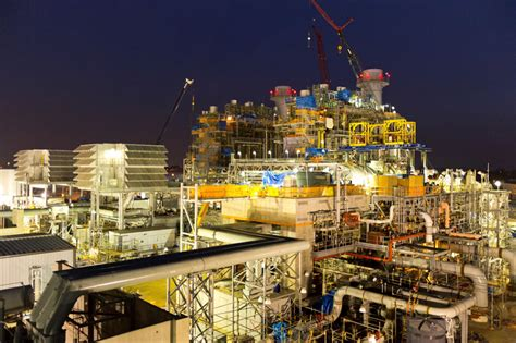 russell city energy center delivers efficient power bechtel