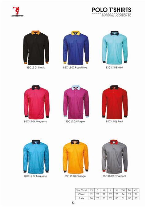 polo t shirt sleeve baju lengan end 2 26 2017 8 pm