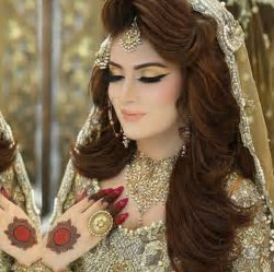 Latest Bridal Makeup By Kashee?s ? Fashion Gossips