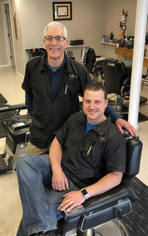 len shop len s barber shop takes care of the customers new milford spectrum