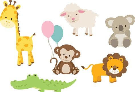 Animal Nursery Wallpaper - baby zoo animals pictures wallpapers gallery