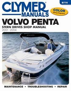 Volvo Penta Stern Drives  2001