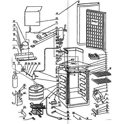 danby beer keg parts model dkcbl sears partsdirect