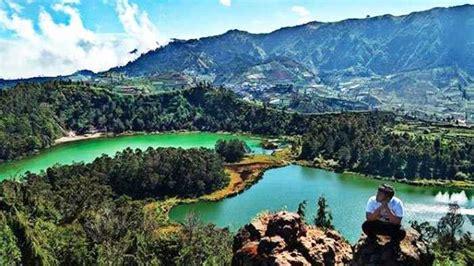 pilihan tempat wisata  dataran tinggi dieng terbaik
