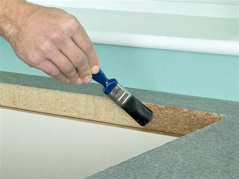 how to seal kitchen sink edges how to install a kitchen sink in a laminate or wood