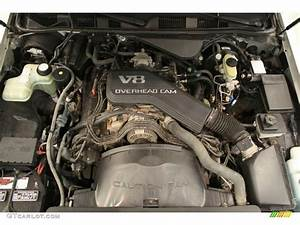 1995 Lincoln Town Car Executive Engine Photos
