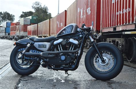Sportster Motorcycles : Harley-davidson Sportster By Gasoline Motor Co