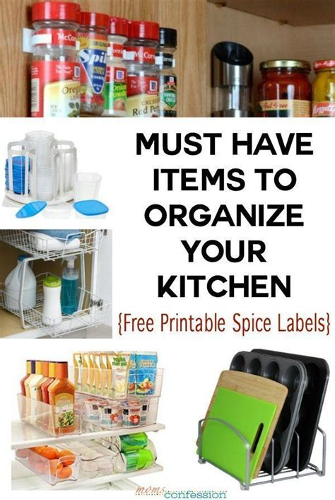 storage for kitchen 2552 best images about organizing tips on 2552